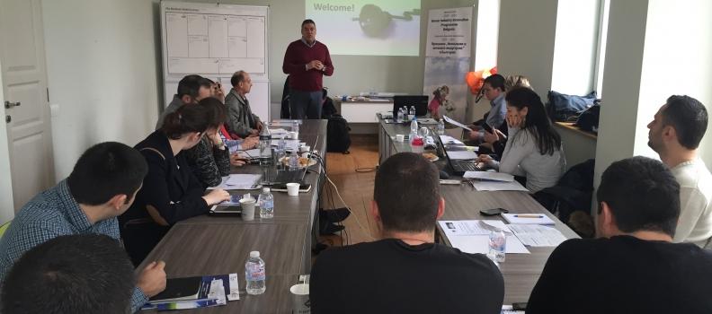 """Обучението в Бургас провокира """"зелени"""" идеи"""